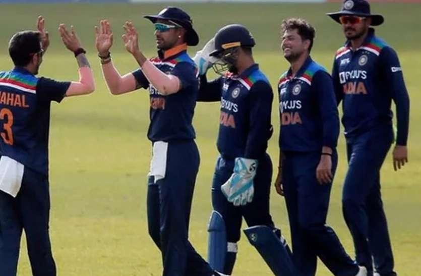 कोलंबो वनडे : सीरीज जीतने के इरादे से उतरेगा भारत, वापसी की कोशिश करेगा श्रीलंका