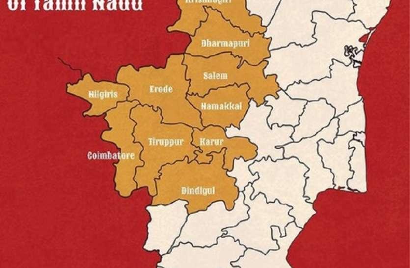 अलग राज्य पर सियासत, बंगाल के बादअब केरल व तमिलनाडु के बंटवारे की उठीमांग