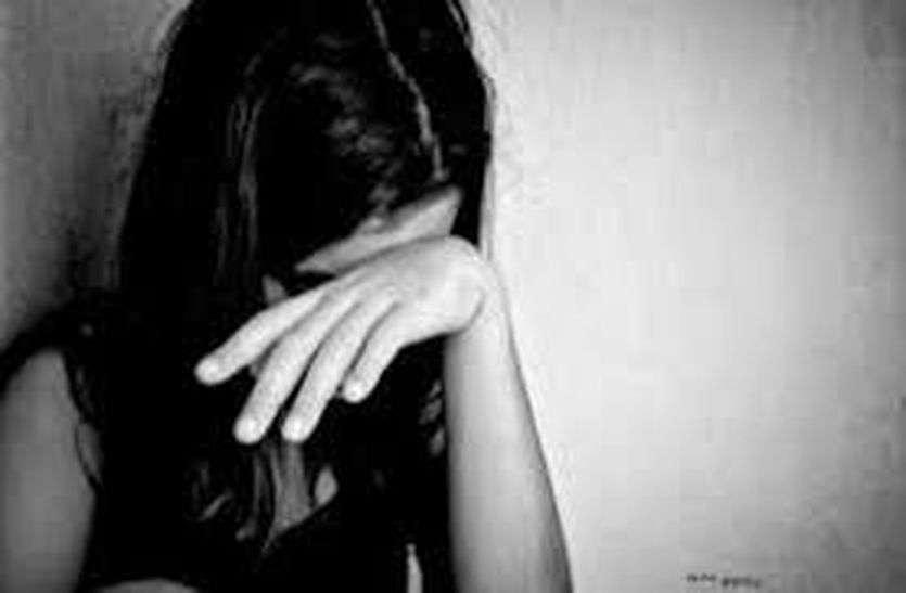 नाबालिग का खेत में ले जाकर किया बलात्कार, आरोपी मौके से गिरफ्तार