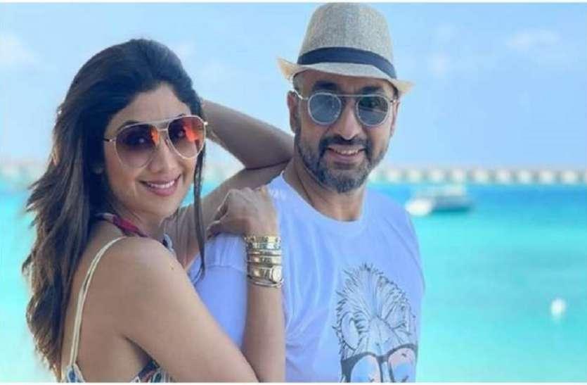 एक्ट्रेरस शिल्पा शेट्टी के पति राज कुंद्रा हुए गिरफ्तार, अश्लील फिल्म बनाने का लगा आरोप