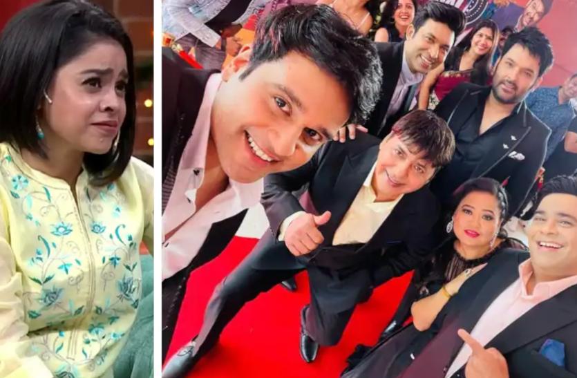 Will Sumona Chakravarti No Longer Be Seen In Kapil Sharma Show?  – Is Sumona Chakraborty's leave from 'The Kapil Sharma' show coming back again?