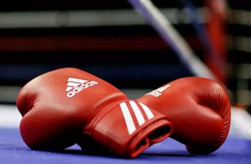 युवा नेशनल मुक्केबाजी चैंपियनशिप : प्री क्वार्टर फाइनल में पहुंचे विश्वामित्र चोंगथम