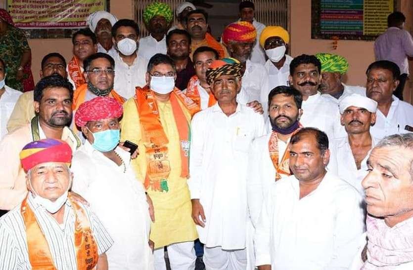 Satish Poonia : आज फिर अजमेर पहुंच गए BJP प्रदेशाध्यक्ष, जानें क्या बना कारण?