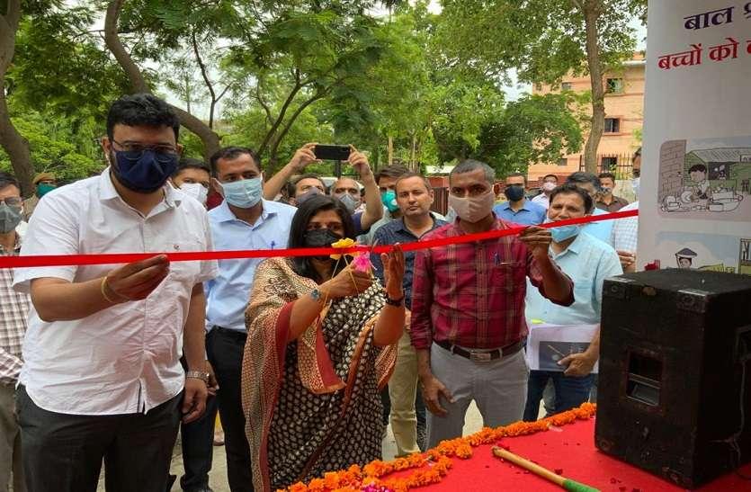 बाल श्रम, बाल भिक्षावृत्ति मुक्त होगा जयपुर
