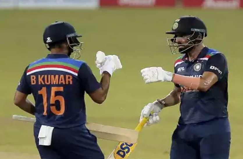 IND vs SL 2nd ODI: टीम इंडिया ने श्रीलंका को दूसरे वनडे में 3 विकेट से हराकर सीरीज पर किया कब्जा