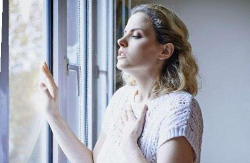 Health Tips : थोड़ा सा चलने या काम करने पर फूलने लगती है सांस,  तो ऐसे करें सुधार