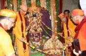 जानकी के हुए भगवान जगन्नाथ, चर्तुभुज रूप में लिए फेरे, जयकारो से गूंजा मंदिर परिसर