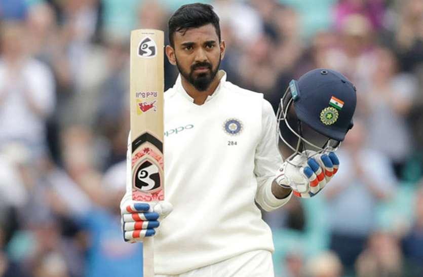अभ्यास मैच : राहुल का शतक, जडेजा का अर्धशतक, इंडियंस ने बनाए 9/306