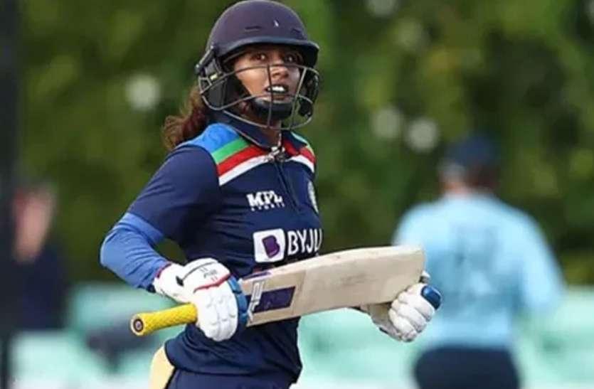 मिताली राज फिर बनीं दुनिया की नंबर-1 बल्लेबाज, 9वीं बार किया ये कारनामा
