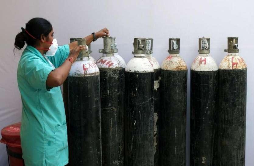 राज्यसभा में सरकार का बड़ा बयान, 'कोविड की दूसरी लहर में ऑक्सीजन की कमी से नहीं हुई किसी की मौत'