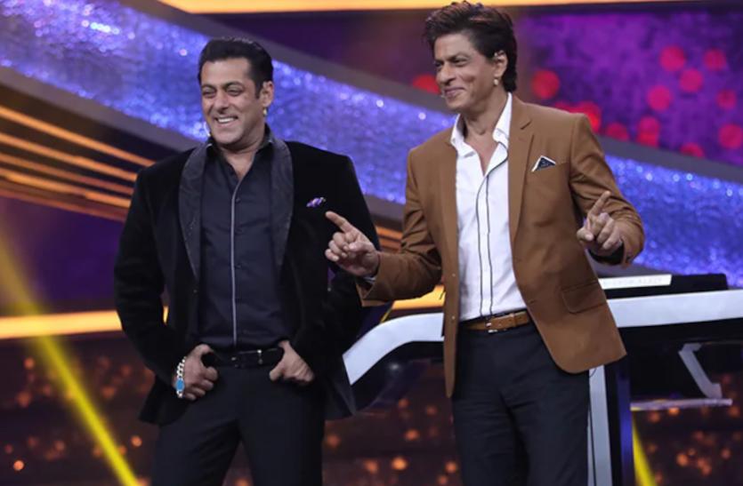 Salman-Shahrukh Khan To Be Neighbors As They Shoot In Same Studio