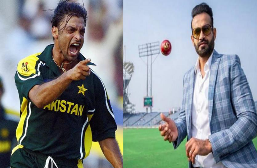 जब पाकिस्तानी गेंदबाज शोएब अख्तर ने दी इरफान पठान को अगवा करने की धमकी