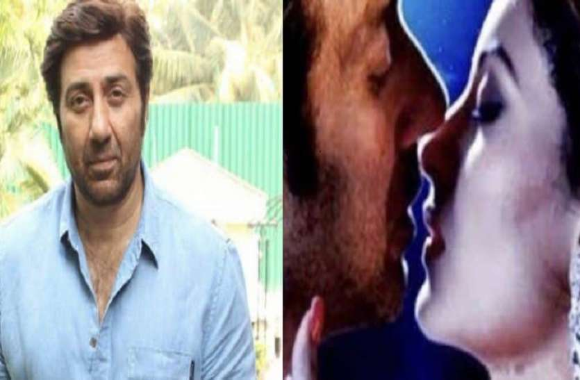 Sunny Deol gave bold scenes with 38 years younger Urvashi Rautela