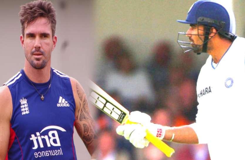 पीटरसन के क्रिज पर टॉफियां गिराने पर गुस्सा हो गए थे जहीर, मारने के लिए उठाया था बैट