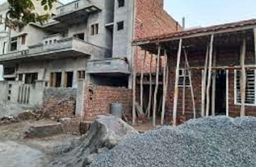 आवासीय की स्वीकृति की आड़ में व्यावसायिक भवनों का निर्माण