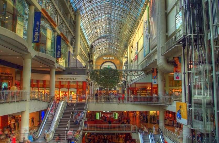 WEST BENGAL---मॉल्स खुलने के 1माह में ही बिजनेस बूम-बूम