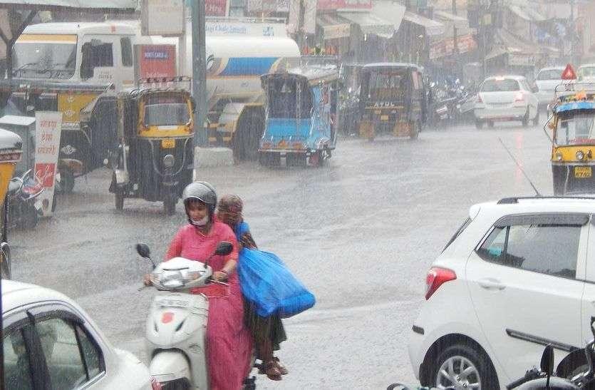 राजस्थान में आज भी हल्की से भारी बारिश संभव, सीकर में अल सुबह बरसे बादल