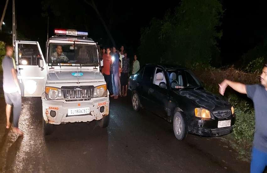Ahmedabad News : बोरसद पुलिस ने फिल्मी अंदाज में पीछा कर आरोपियों को पकड़ा