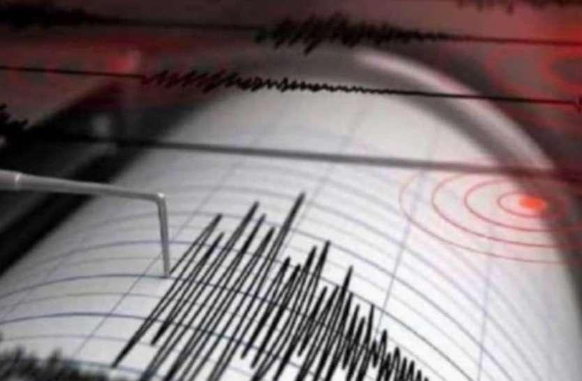 Earthquake: मेघालय, लद्दाख और राजस्थान में भूकंप के झटकों से कांपी धरती, दहशत में आए लोग