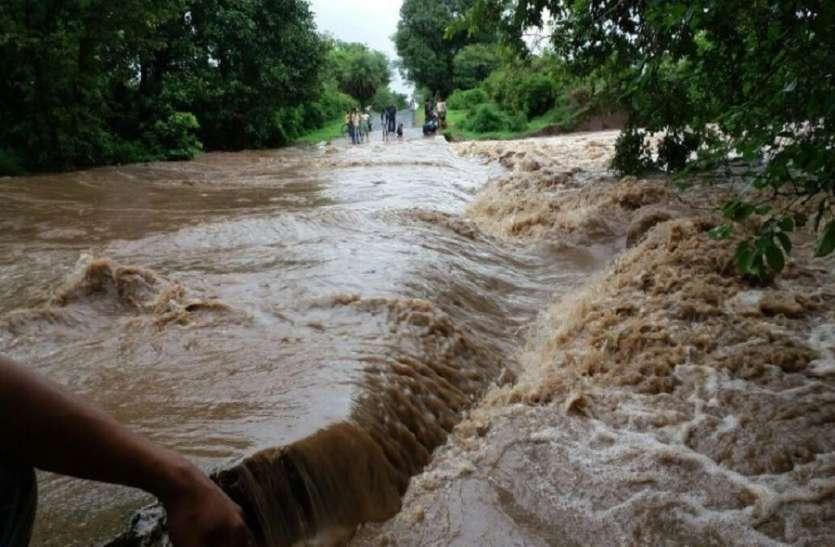 लगातार बारिश से दक्षिणी तमिलनाडु के जिलों में बाढ़ की चेतावनी