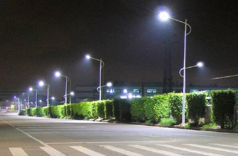 चोरी की बिजली से जलती रही स्ट्रीट लाइट, अब लगेंगे स्मार्ट मीटर