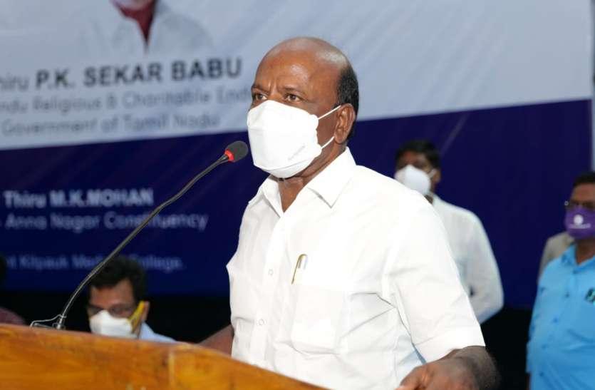 चिकित्सा मंत्री बोले: तमिलनाडु में ऑक्सीजन की कमी से कोई मौत नहीं हुई!