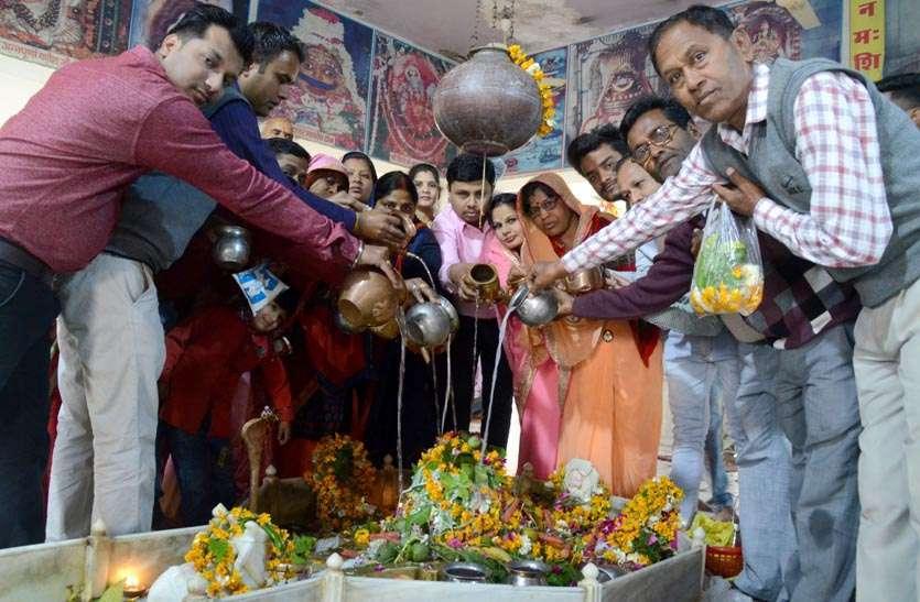 25 सालों से भूतेश्वर मंदिर में सुनाई दे रही गौरीशंकर सीताराम की धुन, आज मनाई जाएगी रजत जयंती