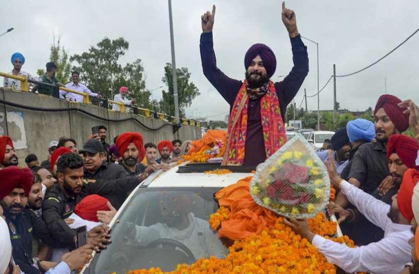 Punjab Congress Crisis: अमृतसर में नवजोत सिंह सिद्धू का 'शक्ति प्रदर्शन', 62 विधायक जुटाने का दावा