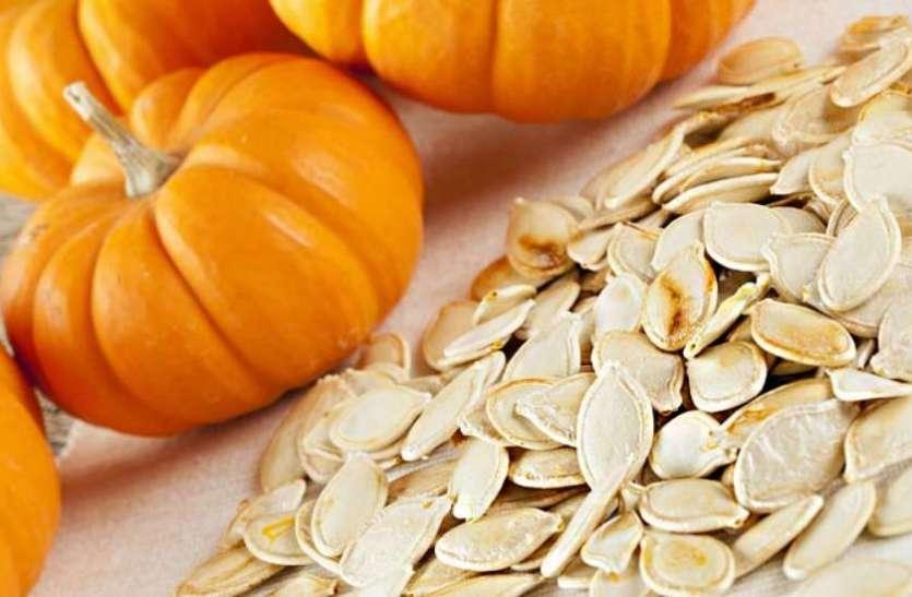 Pumpkin Seeds Nutrition Facts: सेहतमंद गुणों से भरे हैं कद्दू के बीज