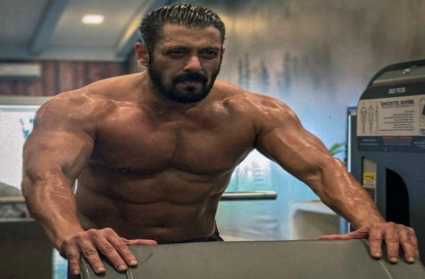 'टाइगर 3' के लिए सलमान खान जिम में बहा रहे हैं पसीना, हार्डकोर वर्कआउट करते हुए शेयर किया वीडियो