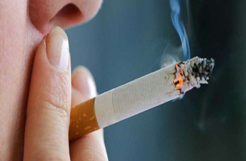 तंबाकू खाने और जुर्माना देनेमें लखनऊ अव्वल, सार्वजनिक स्थल पर सिगरेट फूंककर भरा 55 लाख जुर्माना