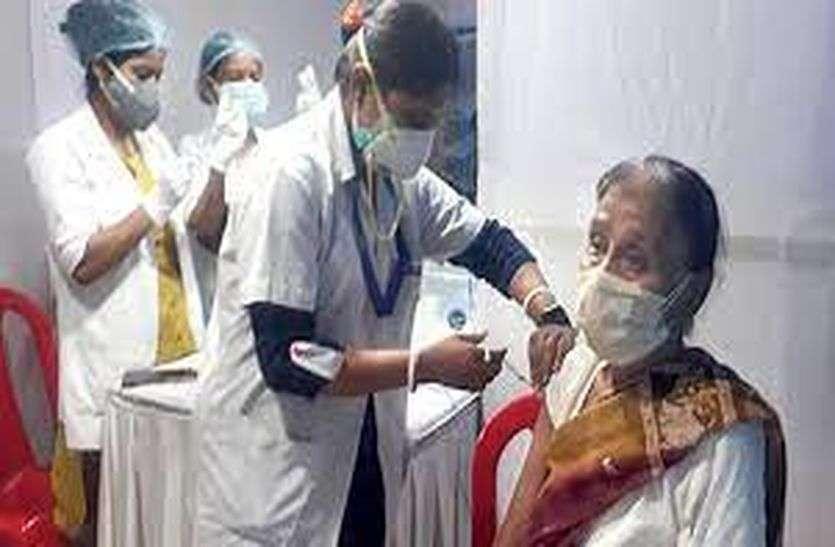 वैक्सीनेशन : अजमेर शहर में 95 प्रतिशत आबादी को मिली ' खुराक ', 29 फीसदी को दूसरी डोज,भिनाय पिछड़ा