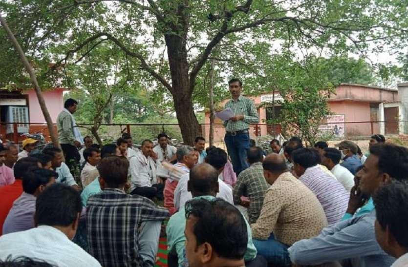 लंबित मांगों को लेकर एक साथ आए 17 संगठन, शुरू की हड़ताल