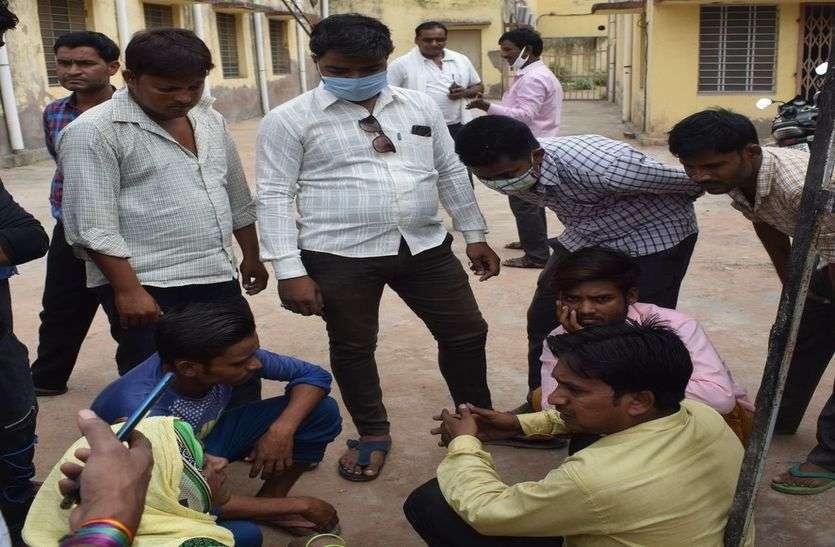 दरियापुर में विवाहिता की मौत, दहेज हत्या का आरोप