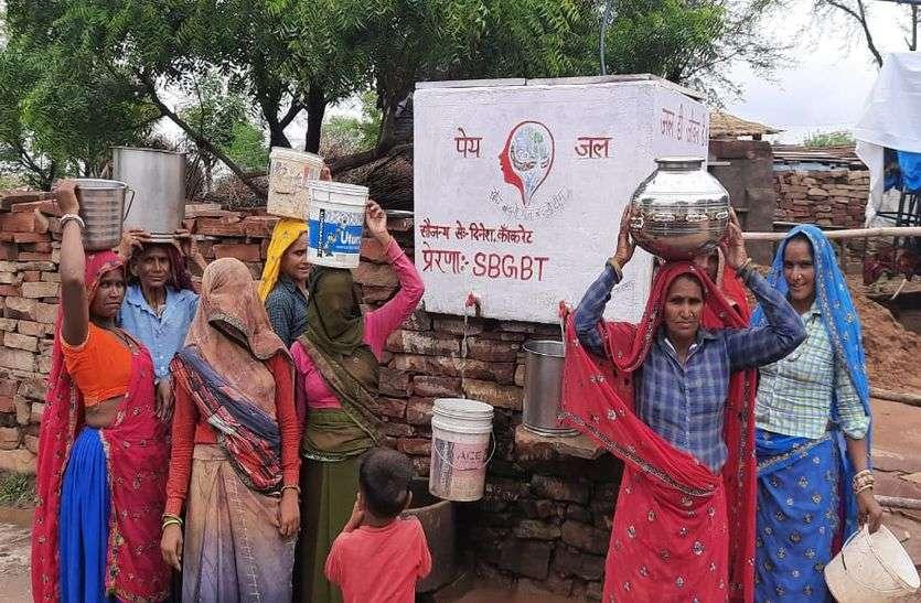 गांव में महिलाओं को पानी के लिए परेशान होते देखा तो भैंस बेचकर खुदवा दिया बोरवैल