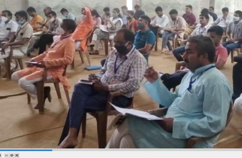 परिषद शुरू करेगा 'एक गावं एक तिरंगा' अभियान