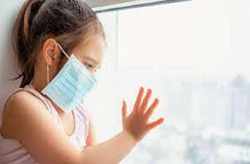 अमरीकी रिपोर्ट में दावा, 40 लाख से अधिक बच्चे हुए कोरोना संक्रमित