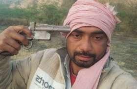 आगरा: पांच करोड़ की फिरौती मांगने वाला एक लाख का इनामी बदन सिंह पुलिस मुठभेड़ में ढेर
