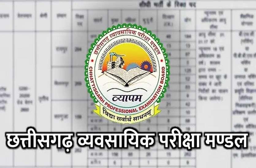 Pre B.Ed और डीएलएड प्रवेश परीक्षा का Vyapam ने जारी किया शेड्यूल, आवेदन आज से शुरू, अगस्त में होगी परीक्षा
