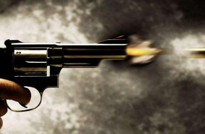 पश्चिम बंगाल में तृणमूल कांग्रेस कार्यकर्ता की गोली मारकर हत्या