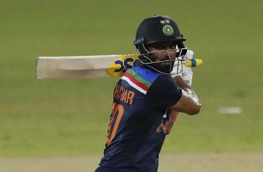 दीपक चाहर ने ऑलराउंड प्रदर्शन कर टीम इंडिया को दिलाई जीत, पिता बोले-'काश उस समय ये गलती नहीं करते'