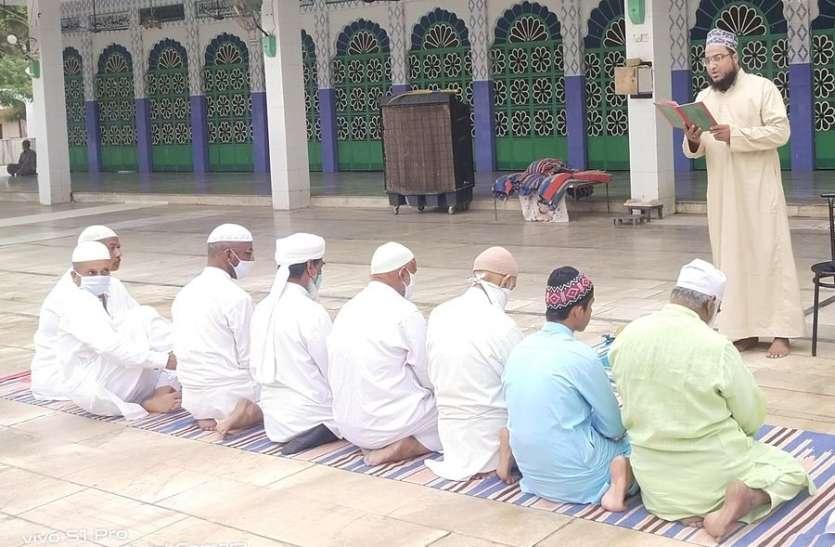 अकीदत से मनाया ईद-उल-अजहा पर्व