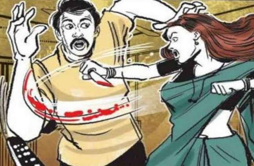 पत्नी ने अपने साथी के साथ मिलकर कर दी पति की हत्या