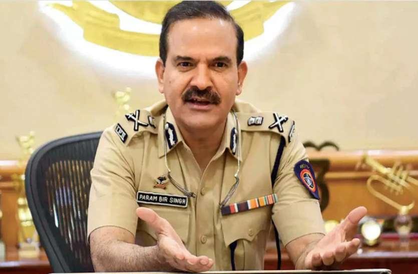 महाराष्ट्रः पूर्व पुलिस कमिश्नर परमबीर सिंह के खिलाफ FIR दर्ज, 15 करोड़ की रिश्वत मांगने का आरोप
