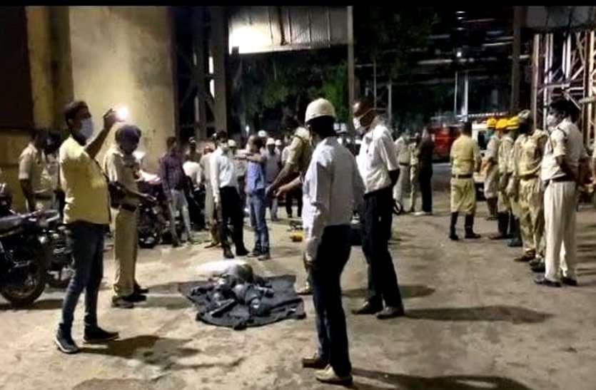 भिलाई स्टील प्लांट के अंदर कर्मी की हत्या, पुलिस ने छह घंटे में हत्यारे को दबोचा, SMS 2 कनर्वटर के पास मिली थी लाश