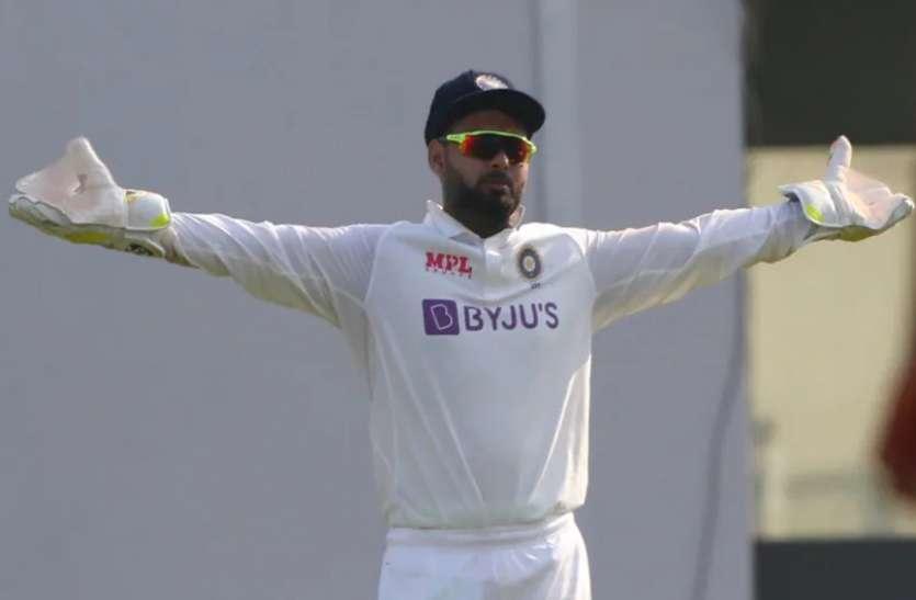 कोरोना को मात देकर टीम इंडिया में लौटे ऋषभ पंत, खेलेंगे पहला टेस्ट मैच