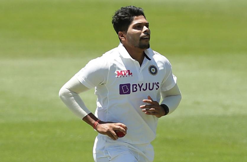 प्रैक्टिस मैच में उमेश यादव और सिराज की शानदार गेंदबाजी, काउंटी 11 के खिलाफ टीम इंडिया की पकड़ मजबूत