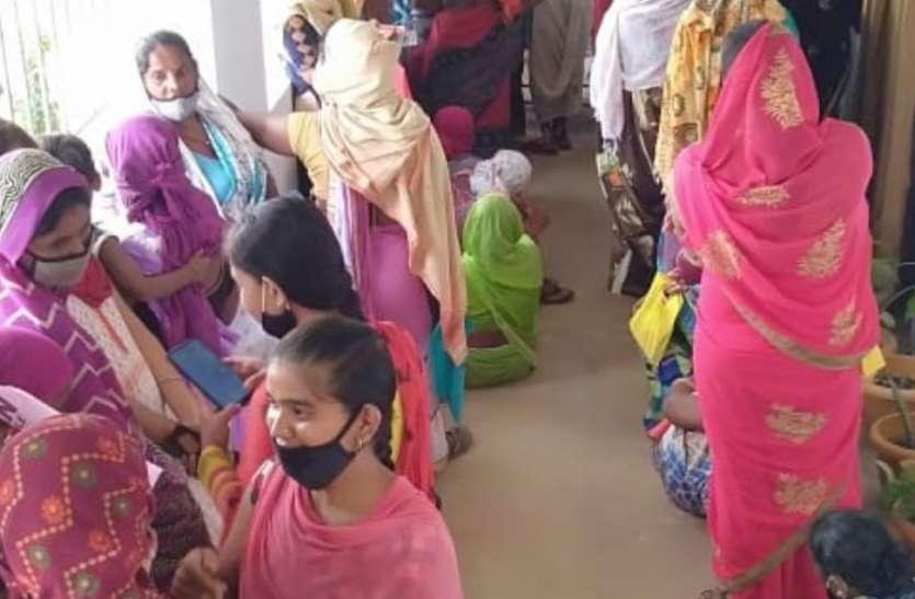 आज भिलाई के वैक्सीनेशन सेंटर रहेंगे बंद, रविवार से टीका लगने की उम्मीद