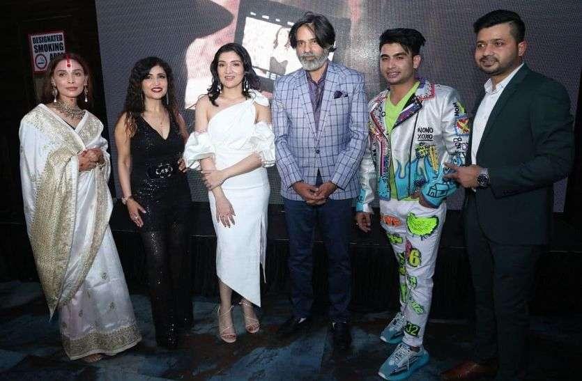 गोविंदा की बेटी टीना आहूजा के साथ रिलीज हुआ धौलपुर के अनवारुल का नया गाना 'लक्क शेक