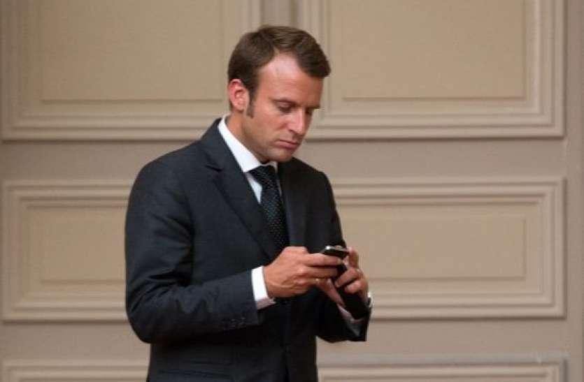 Pegasus Case French President Emmanuel Macron Change his phone and number